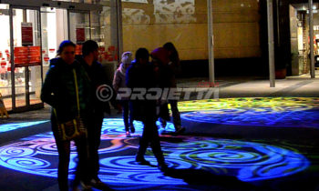 floor dynamic projections
