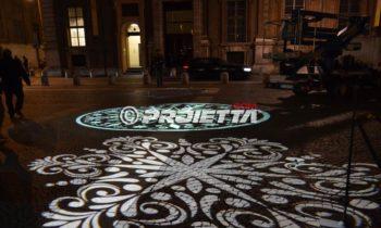floor decorative projections