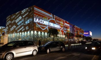 Projection for Carosello Milano - Sales