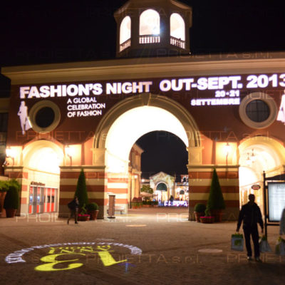 Outlet Village de Serravalle événement Fashion Night