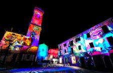 Carnevale - video mapping e proiezioni