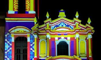 proiezioni_pomigliano_mappatura_chiesa